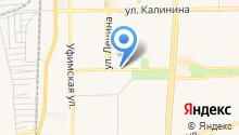 Кламас-Сервис на карте