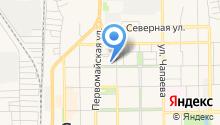 Инспекция государственного технического надзора по городскому округу г. Салават на карте