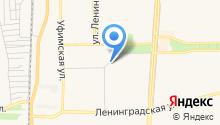 Пивная пристань на карте