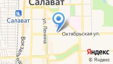 Продукты на Октябрьской, 17а на карте