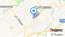 Электро-сервис на карте