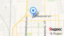 Отдел МВД России по г. Салавату на карте