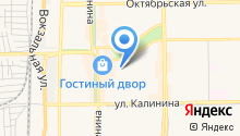 Средняя общеобразовательная школа №15 на карте
