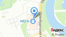 Beatex на карте