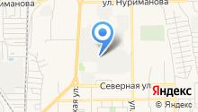 Прокатная компания на карте
