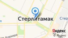 STRcentr на карте