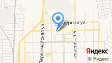 Адвокат Егоров А.В. на карте