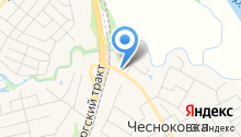 Башагропродукт, ГУП на карте