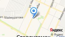 Ателье Хомутов на карте
