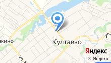Култаевская аптека на карте