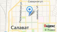 Средняя общеобразовательная школа №22 на карте