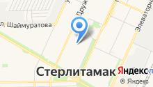 Библиотека №7 на карте