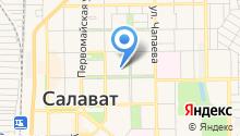 Салаватский индустриальный колледж на карте