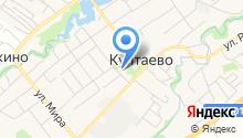Дом культуры с. Култаево на карте