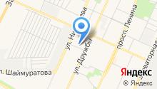 Tonex на карте