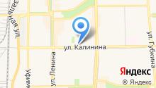 Евродом на карте
