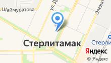 GREG на карте