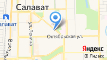 Нотариус Мухаметдинов И.Т. на карте