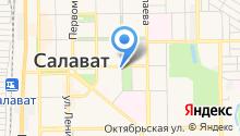 Союз-РТ на карте
