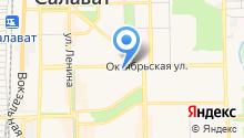 Агентство автоэкспертизы и юридических услуг на карте