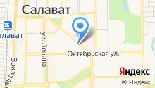 Адвокат Биккулов М.А. на карте