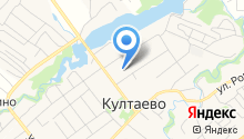 Пермская районная больница на карте