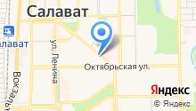 Адвокатский кабинет Тазеев М.М. на карте