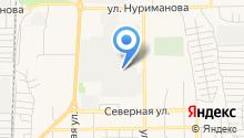 Маршрут-Сервис на карте