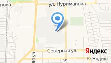 Мондиаль на карте