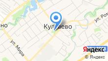 Совет депутатов Култаевского сельского поселения на карте