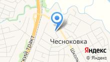 Лемезит Уфа на карте