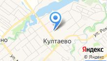Мясной на карте