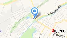 Автоцентр тонирования на карте