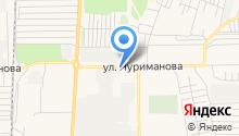 AvtoBox на карте