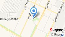 Sport club на карте