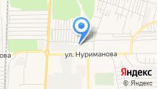 Авто-Рубеж на карте
