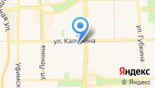 БАНК РОССИЙСКИЙ КРЕДИТ на карте