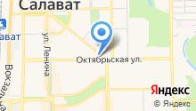 Башинформсвязь на карте