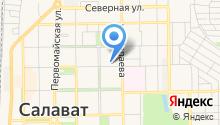 Учебно-методический центр на карте