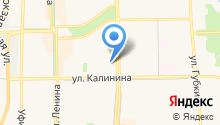 БАШЖЭК на карте