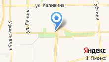 Алфавит на карте
