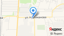 Компания по производству масла на карте