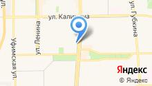 Социнвестбанк, ПАО на карте