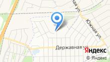 Муниципальная пожарная часть с. Чесноковка на карте