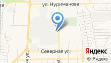 Диспансерное психоневрологическое отделение на карте