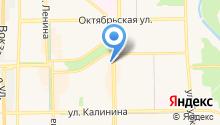 Нотариус Ямгурчина М.А. на карте