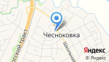 Православный приход на карте