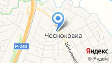 Вознесенский храм на карте