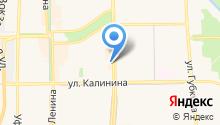 ЮжУралМебель на карте