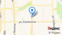 Белая Лилия на карте